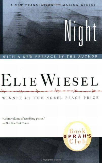 Elie Wiesel-Night